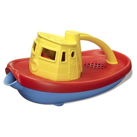 recycled tug boat bath toy rmg shop