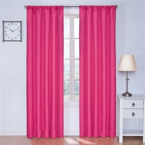 98 inch blackout curtains eclipse kids kendall blackout thermal curtain panel