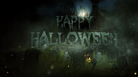 template after effects halloween halloween logo reveal after effects templates motion array