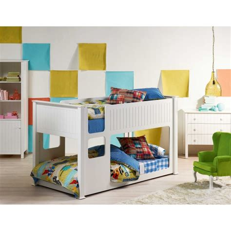 bunk beds for low ceilings 10 low bunk beds solutions for low ceilings low bunk beds