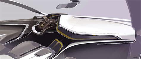 Online Interior Design Courses bmw i6 concept interior design sketch car body design