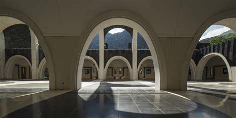 gallery of classic maritxell sanctuary ricardo bofill 11