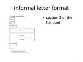 Essay Form 4 Informal Letter by Week 4 Informal Writing 2