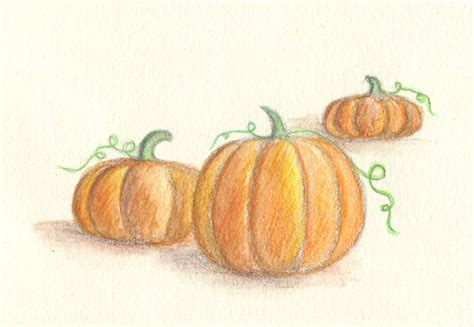 pumpkin sketches random drawings and surprising creations october 2011