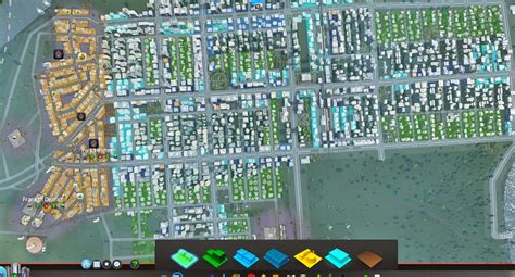 industrial zone layout cities skylines steam community guide touching the skies in cities