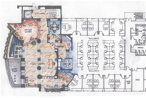 layout of corporate office benua inda corporate offices kalimantan indonesia