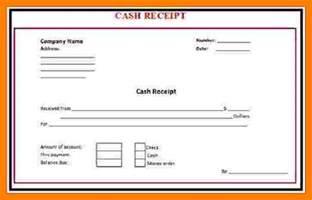 5 cash receipt voucher format fancy resume