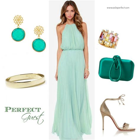 Wedding Guest Dress by Summer Wedding Guest Mint Maxi Dress Aisle