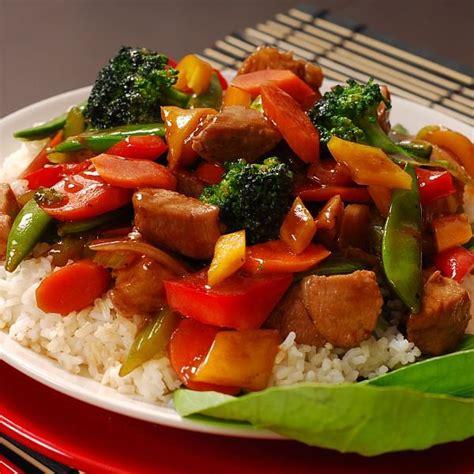 cuisine chinoise porc une pr 233 paration inspir 233 e de la cuisine chinoise