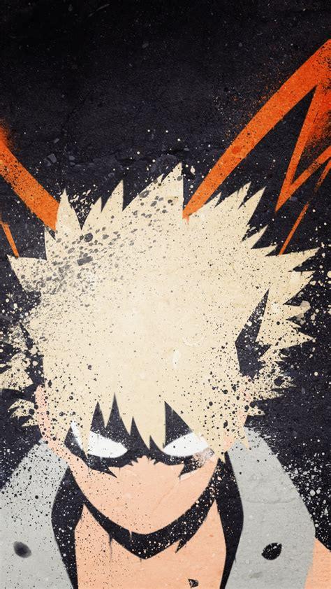 hero academia katsuki bakugou art hd  wallpaper