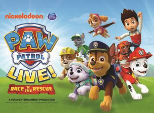 Mainan Track Paw Patrol Rescue Run Racing No 229 22 paw patrol live race to the rescue tickets children s and theatre show times details