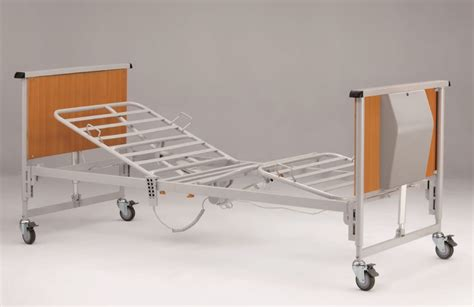 electric bed hospital style home care fully adjustable single size optional ebay