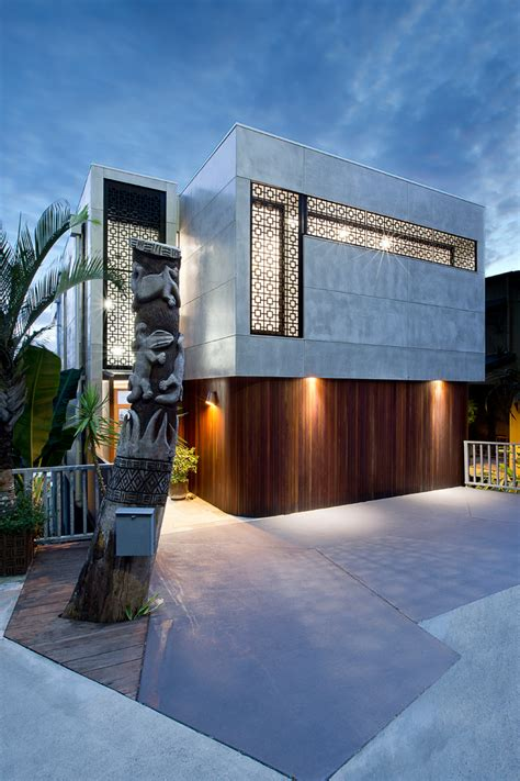 duplex home designs gold coast before and after remarkable 1980 s contemporary duplex in