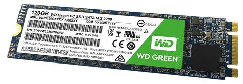 Wd Green Ssd 120gb Sata3 T1910 5 western digital 120gb green m 2 sata ssd wds120g1g0b