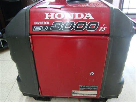 Honda Eu3000is For Sale honda eu3000is inverter generator for sale central