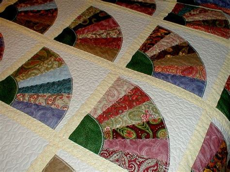 Fan Quilt Patterns by 1000 Images About Fan Quilts On Quilt