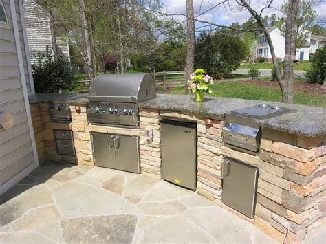 kitchen diy outdoor kitchen with green vase diy outdoor