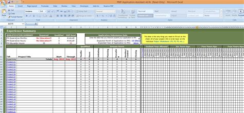 microsoft excel project template task tracking spreadsheet