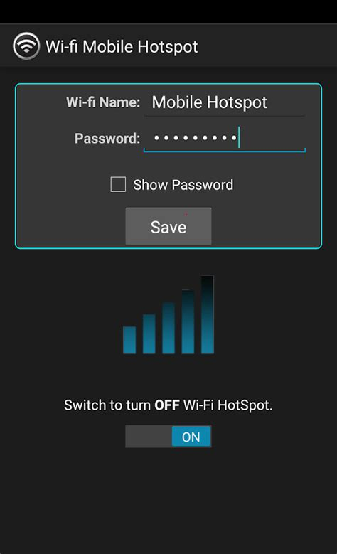 wifi mobile hotspot app wi fi mobile hotspot android apps on play