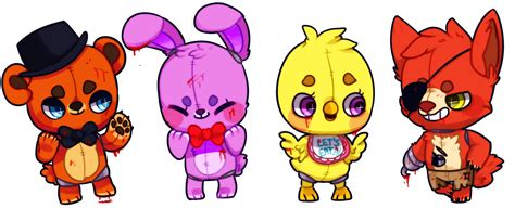 imagenes kawaii de five nights at freddy s five nights at freddy s by ohkoko deviantart com on