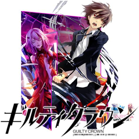 guilty crown anime icon by rizmannf on deviantart ico guilty crown by sotuma on deviantart