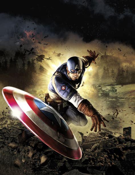 captain america broken screen wallpaper captain america super soldier artwork
