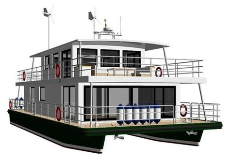 build a house boat pdf building houseboat pontoon design sc boat no1pdfplans diyboatplans