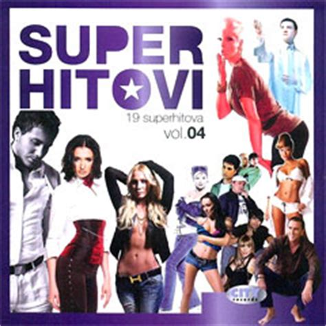 City Records Hitovi Vol 04 City Records Cd Small Serbian Shop