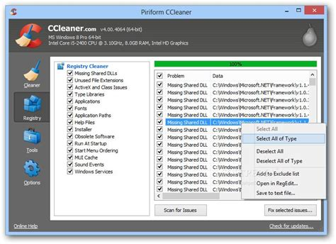 ccleaner x64bit ccleaner 4 16 released with improved support for windows 8