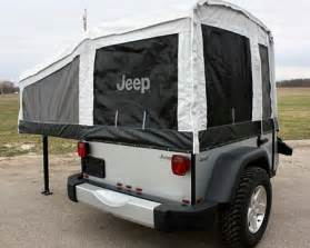 Jeep Pop Up Cer Trailer Per Gli Amanti Dei Luoghi Impervi Cer