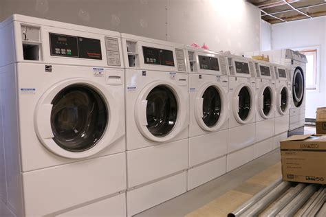 Laundry Mat by New Laundromat Coming To Bethel