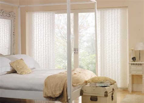 Sliding glass door blinds amp window treatments budget blinds