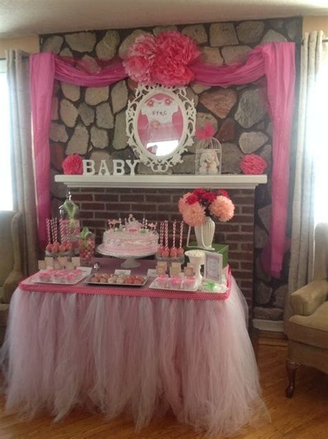 Diy Tutu Table Gorgeous Decorating by Baby Shower Decorating Ideas For Boys And Founterior