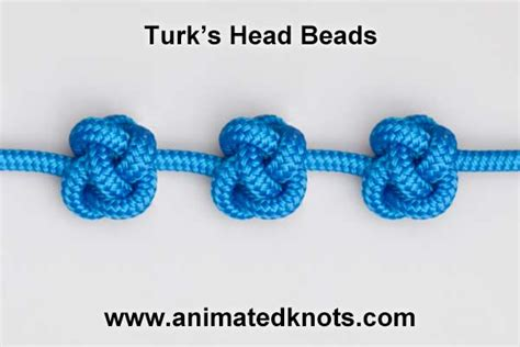 Decorative Knots - 4 strand decorative knots for crafts