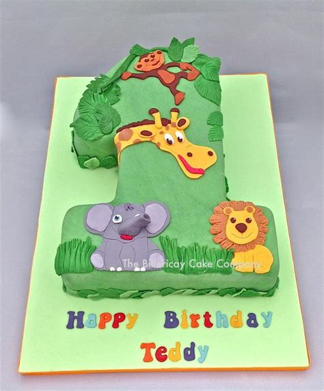 animal two boy and one 25 best ideas about number 1 cake on easy