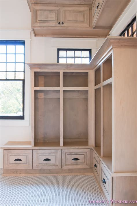 built in shoe storage our mud room reveal s