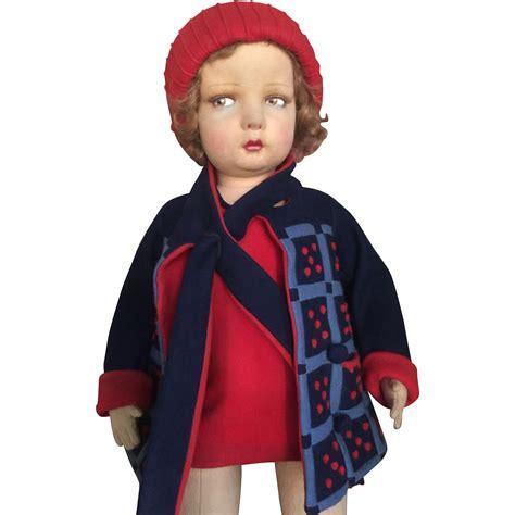 lenci doll 109 all original 109 lenci doll with wonderful deco