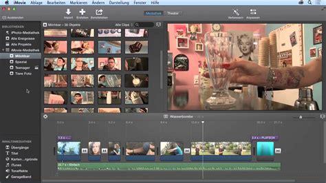 tutorial on imovie 2014 videos bearbeiten mit imovie tutorial imovie benutzen