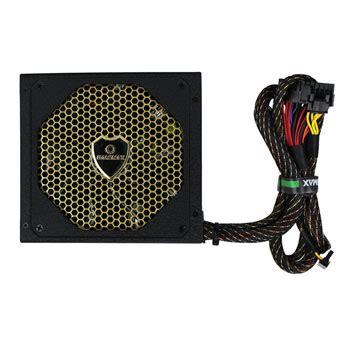Gamemax Psu 500w Gm 500g 80 Gold Certified Modular max gm500g 500w 80 plus gold modular power supply psu ln80954 gm 500g scan uk