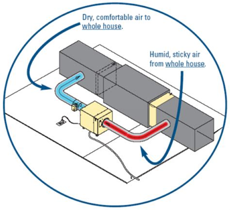 whole home dehumidifier system