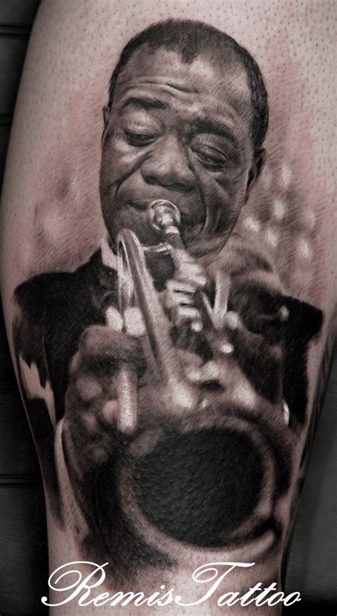 christian tattoo artist st louis louis armstrong by remistattoo on deviantart