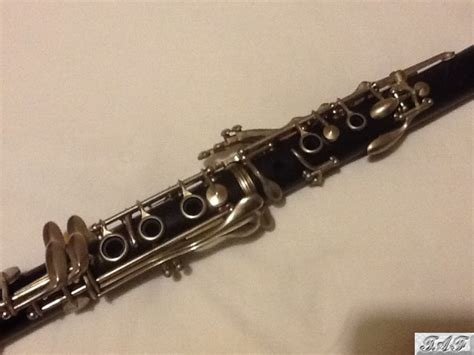 buffet e13 wood clarinet in original case item mi 100833