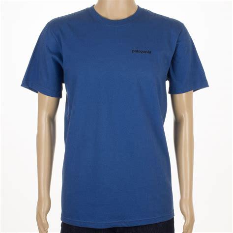 buy logo t shirts buy patagonia mens p 6 logo t shirt at skate pharm