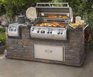 Stone Patio Table Cappa Barbecue Barbecue