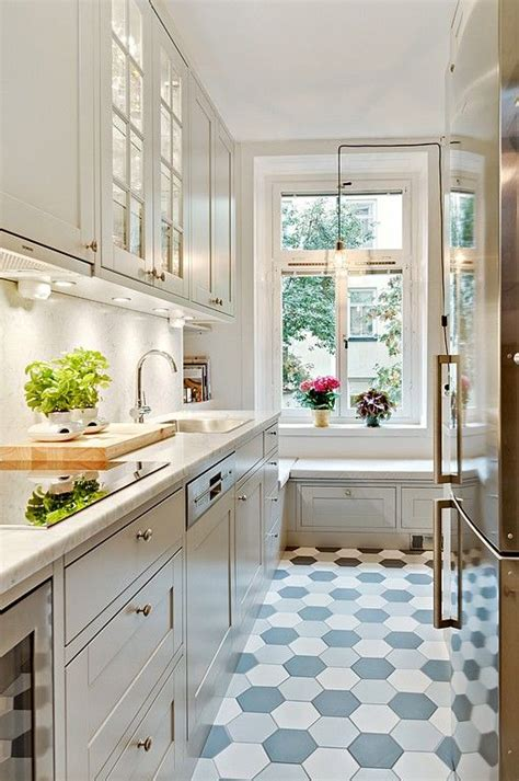 small narrow kitchen ideas 31 stylish and functional narrow kitchen design