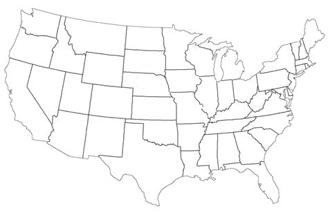 blank map of regions of united states blank regional maps of the united states new calendar