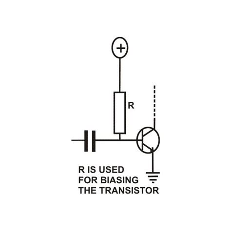 resistor bias transistor what is the function of a resistor functions explained with illustrations