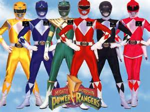 mission mexico power rangers