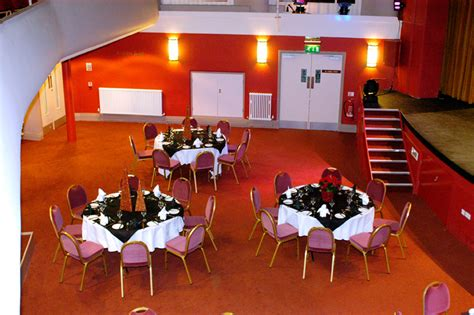 corporate christmas party venue in northton the deco