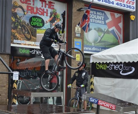 Bike Shed Huddersfield new bike shed brand launches in huddersfield business daily